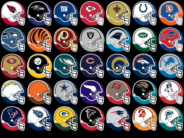 nfl football team logo wallpaper | les sports | pinterest | fête des