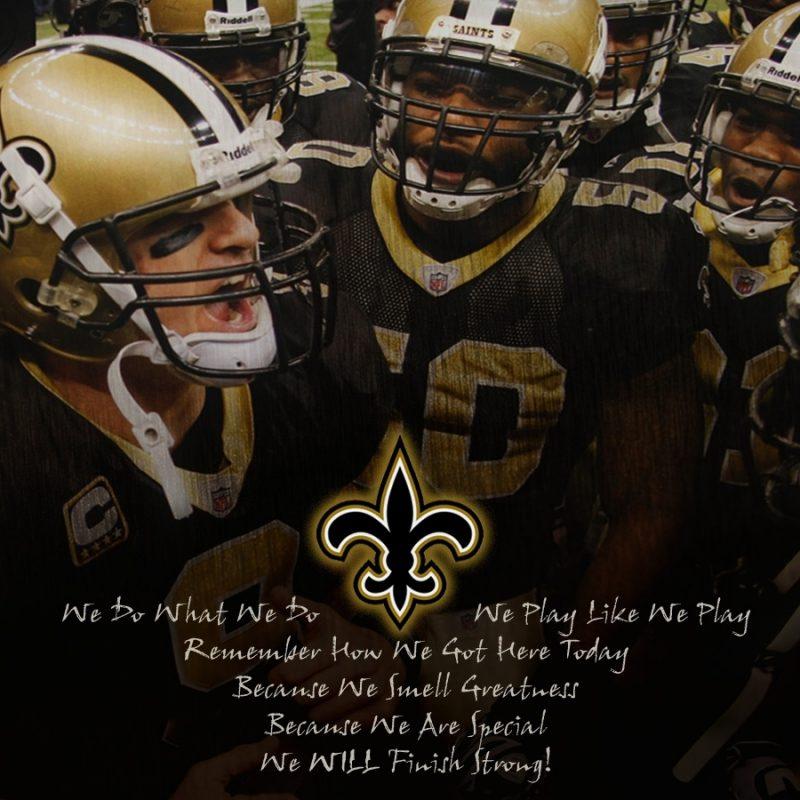 10 Top New Orleans Saints Pics FULL HD 1080p For PC Desktop 2018 free download nfl saints huddle greatnessyurintroubl photo 800x800