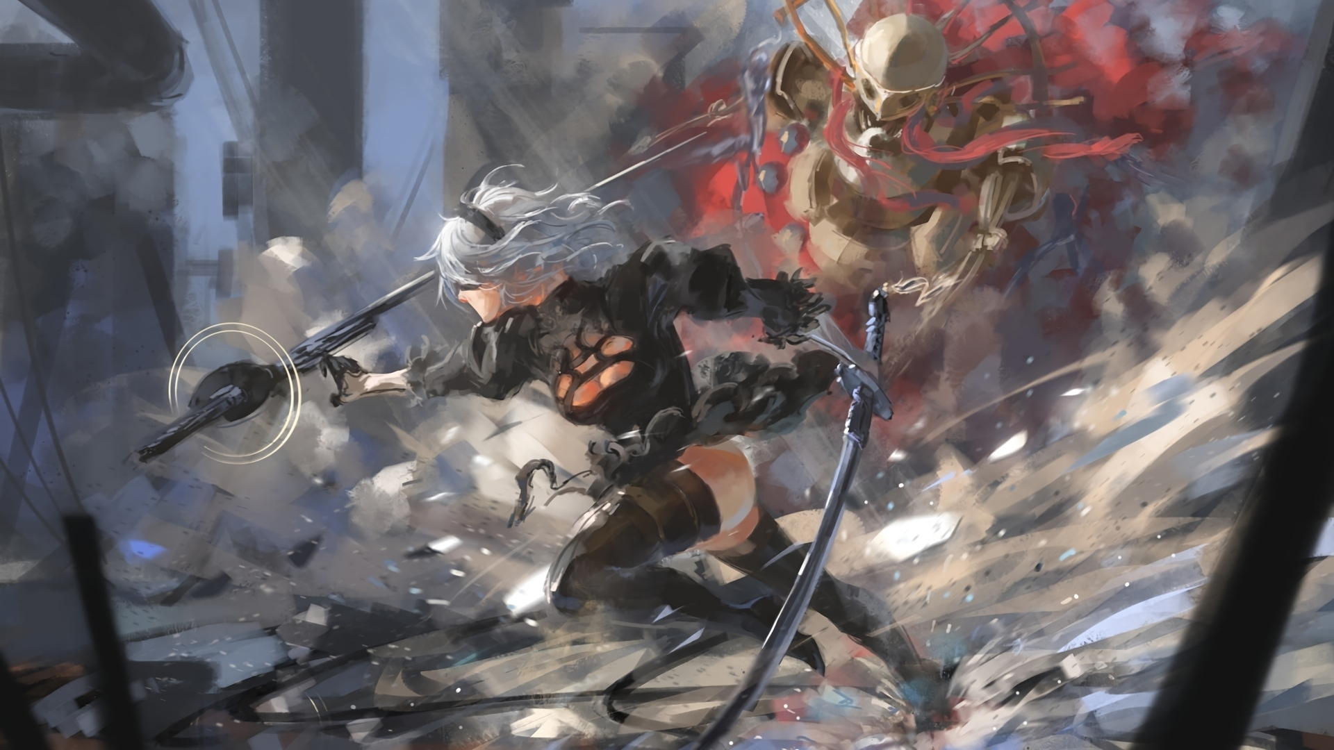 nier: automata (game) | 279 wallpapers