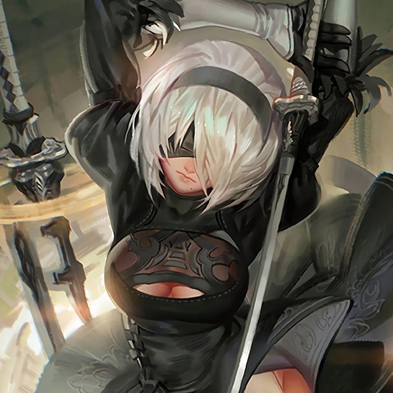 10 Best Nier Automata 1920X1080 Wallpaper FULL HD 1080p For PC Background 2018 free download nier automata wallpapers wallpaper cave 800x800