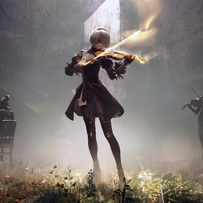 10 Best Nier Automata 1920X1080 Wallpaper FULL HD 1080p For PC Background 2018 free download nier music concert wallpaper nierautomata 1920x1080 imgur 800x800