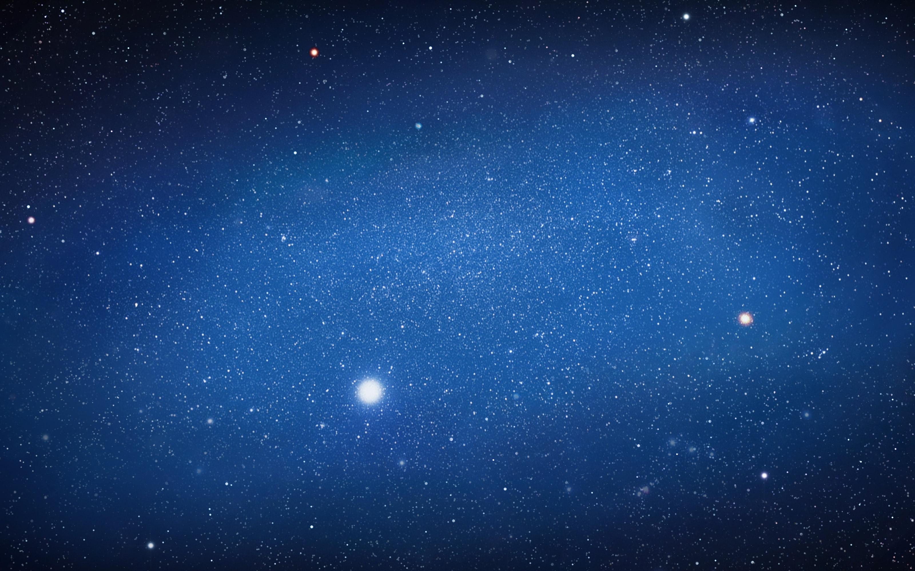 night sky stars free wallpaper hd
