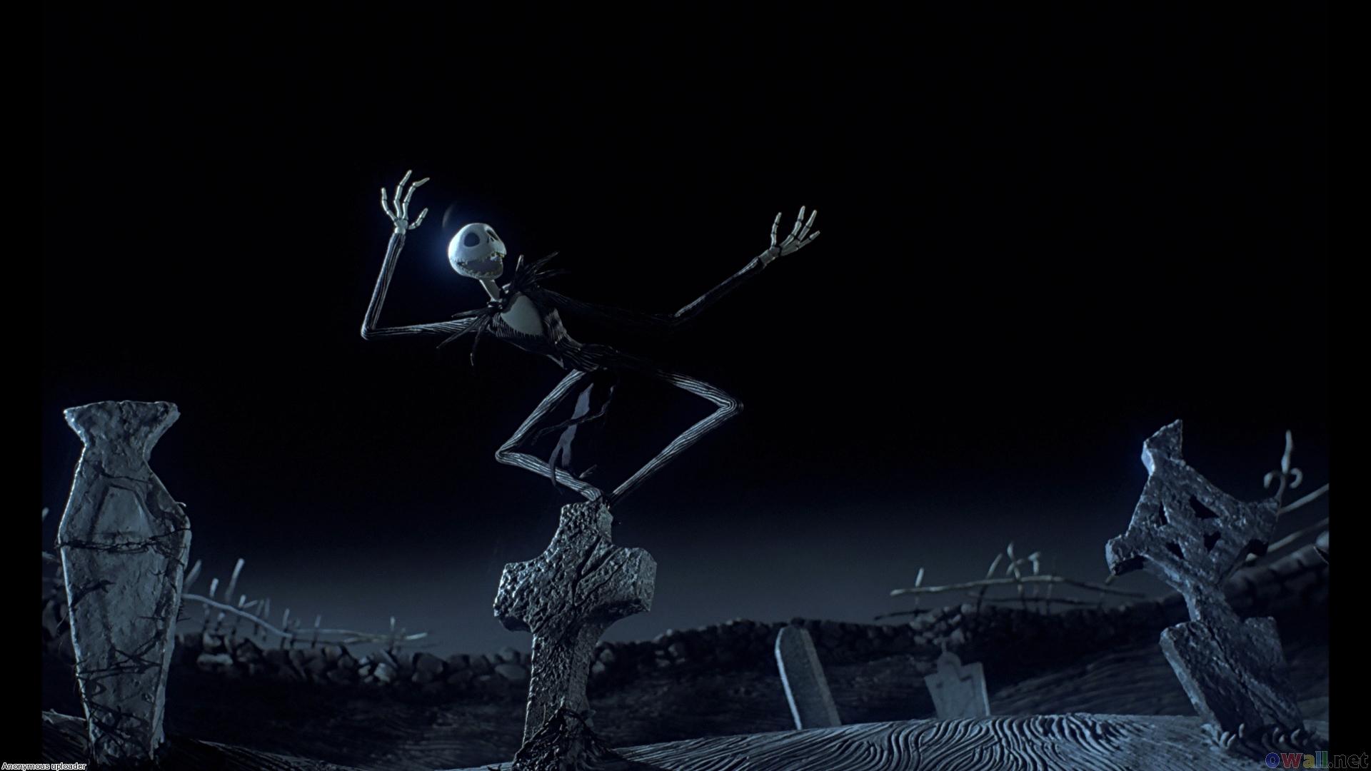 10 Best Nightmare Before Christmas Graveyard Background FULL HD 1920 ...