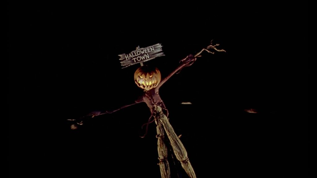 10 New Nightmare Before Christmas Screensavers FULL HD 1080p For PC Desktop 2020 free download nightmare before christmas gif walldevil 1024x576