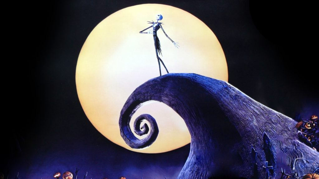 10 New Nightmare Before Christmas Screensavers FULL HD 1080p For PC Desktop 2018 free download nightmare before christmas screensaver merry christmas and happy 1024x576