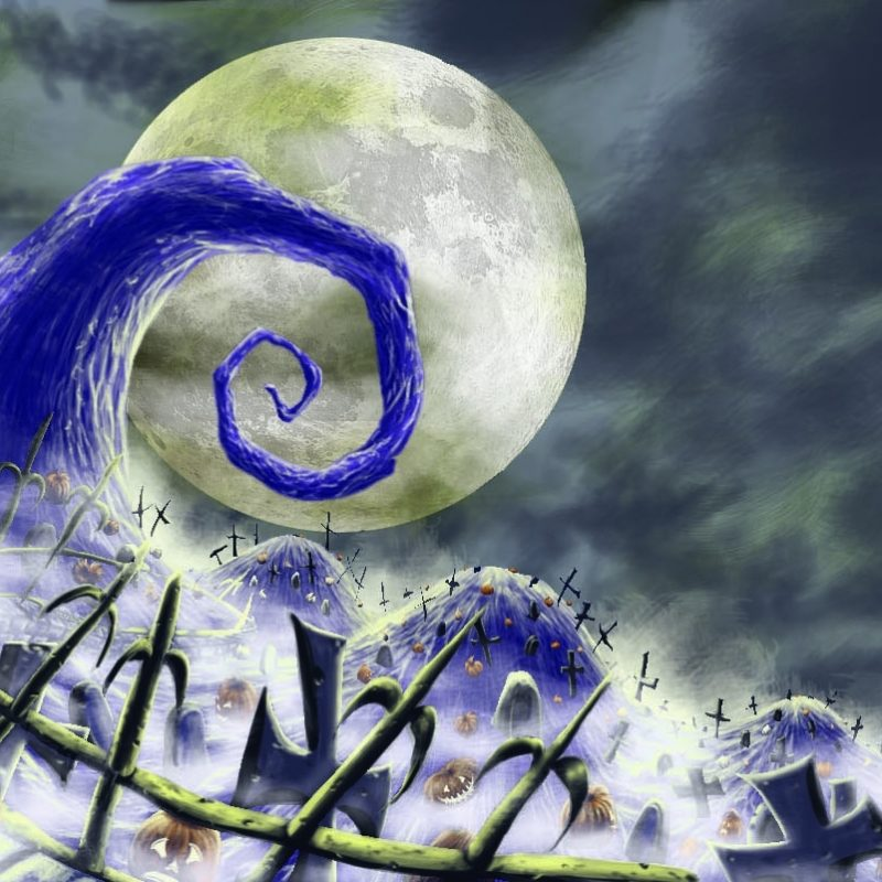 10 Best Nightmare Before Christmas Graveyard Background FULL HD 1920×1080 For PC Background 2018 free download nightmare before christmas visions of the space chief 800x800