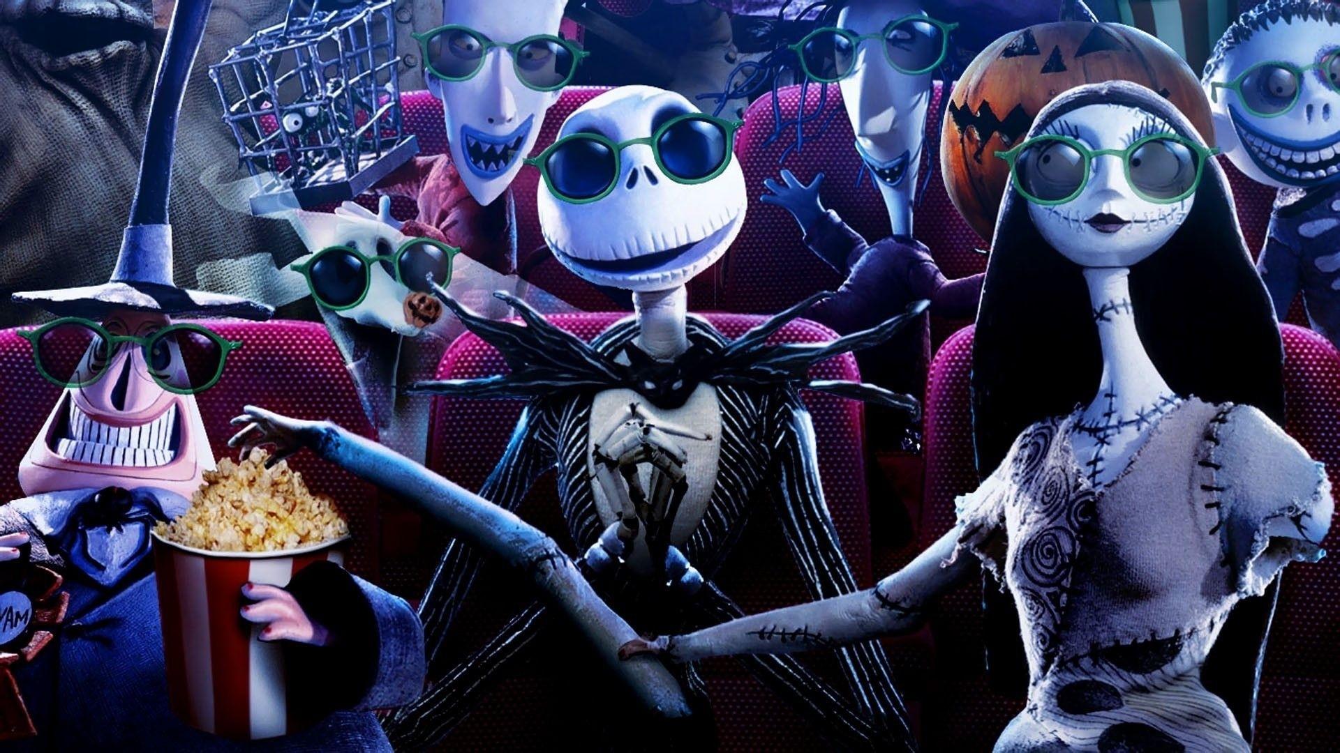 10 New Nightmare Before Christmas Wallpaper 1920X1080 FULL HD 1080p ...