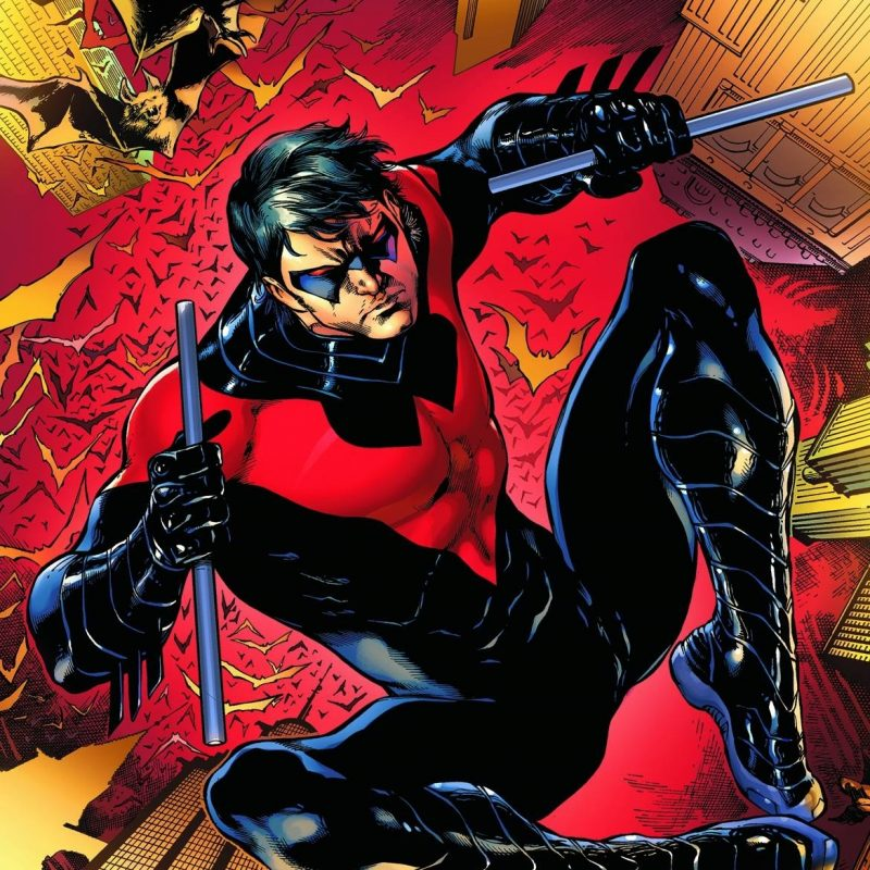 10 Best Nightwing New 52 Wallpaper FULL HD 1080p For PC Background 2018 free download nightwing vs elektra battles comic vine 800x800