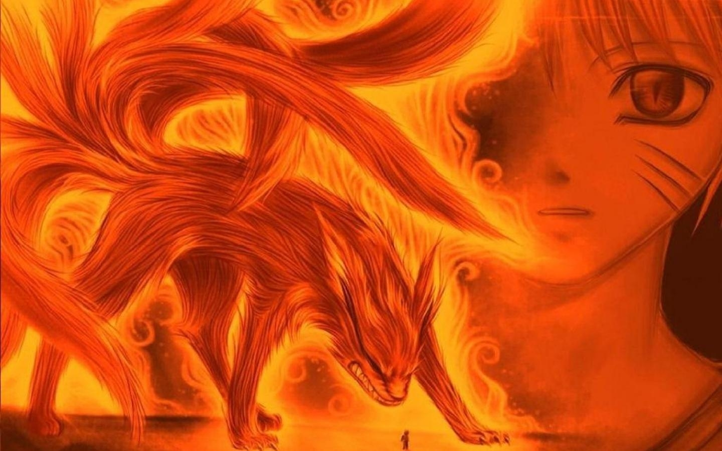 10 Latest Nine Tailed Fox Wallpaper Full Hd 1080p For Pc Background