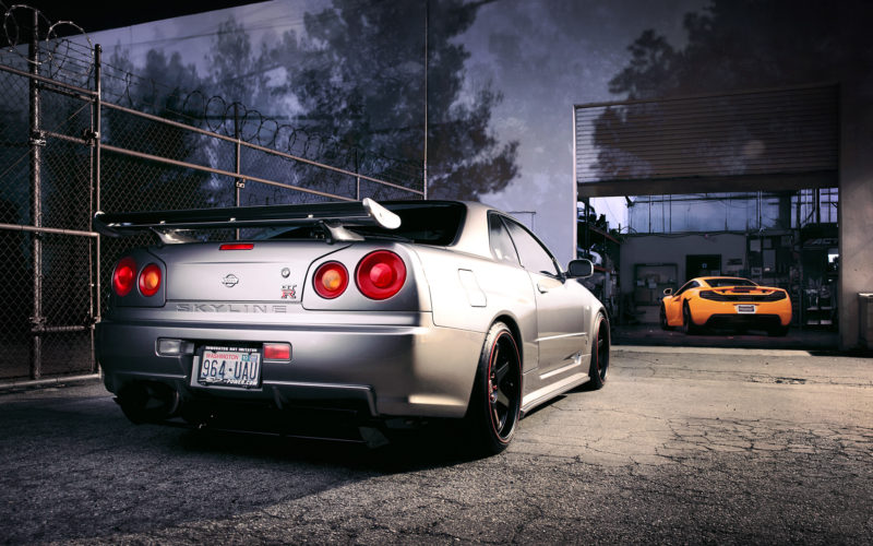 10 Best Nissan Skyline R34 Wallpapers FULL HD 1080p For PC Background 2020 free download nissan r34 skyline gt r wallpaper hd car wallpapers id 3059 2 800x500