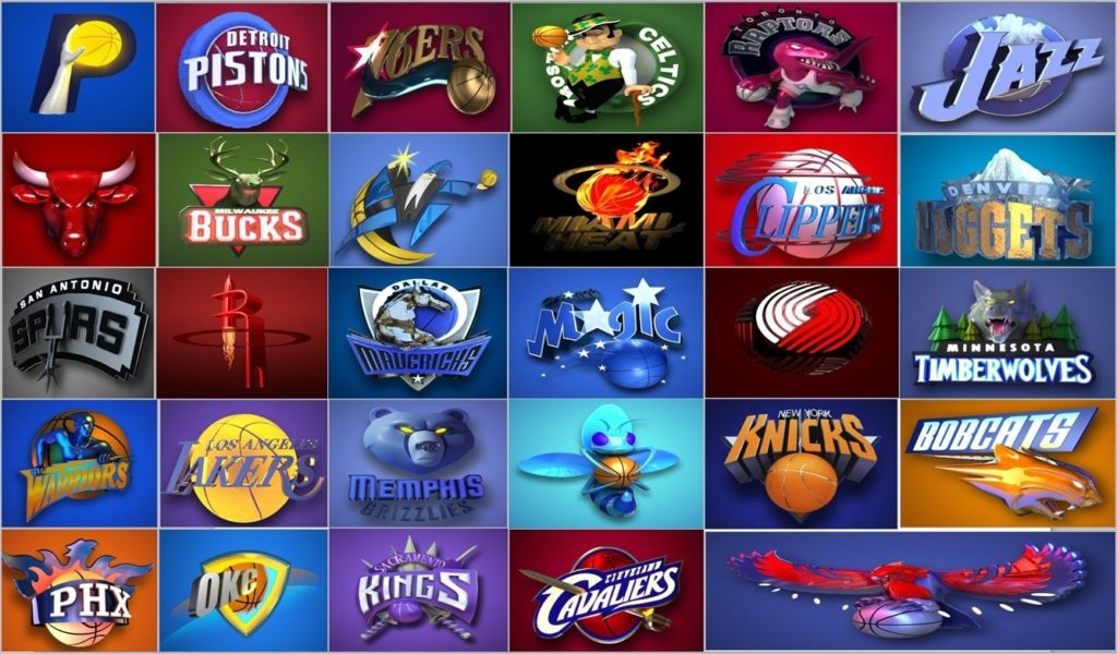 10 New Nba All Team Logos FULL HD 1920×1080 For PC Background 2020 free download nlsc forum e280a2 new 3d logo for all teams done new updated pelicans 1024x600