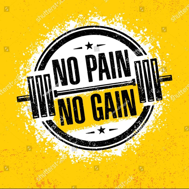 10 Top No Pain No Gain Wallpapers FULL HD 1920×1080 For PC Background 2018 free download no pain no gaininspiring workout fitness image vectorielle 607574153 800x800