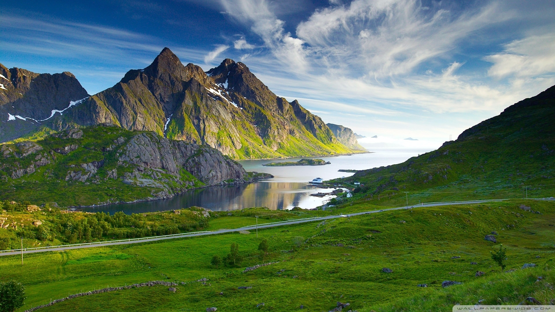 nordic landscape ❤ 4k hd desktop wallpaper for 4k ultra hd tv