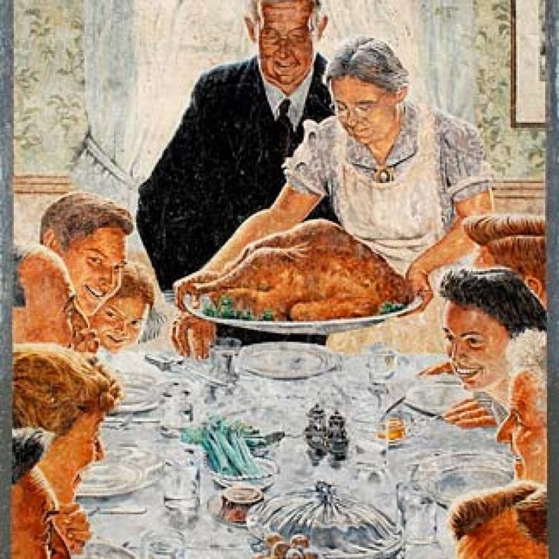 10 Top Norman Rockwell Thanksgiving Wallpaper FULL HD 1920×1080 For PC Background 2020 free download norman rockwell thanksgiving wallpaper 29 images 800x800