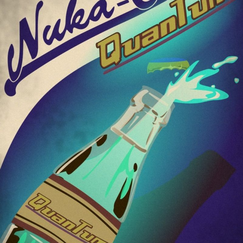 10 Best Nuka Cola Quantum Wallpaper FULL HD 1080p For PC Background 2018 free download nuka cola quantum posterlaggycreations on deviantart 1 800x800