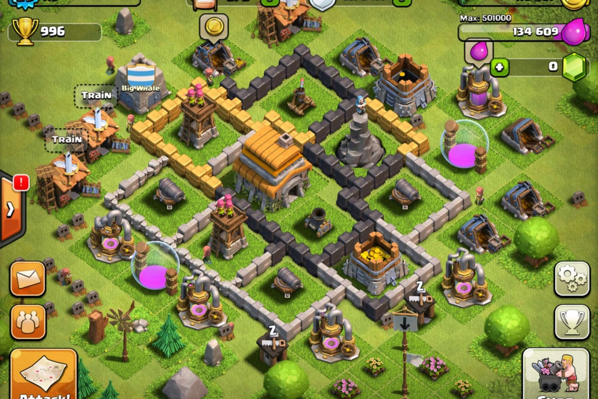 number one clash of clans player used the game to combat loneliness