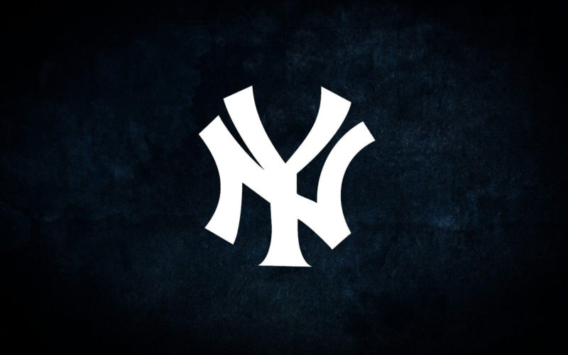 10 Top New York Yankees Logo Wallpaper FULL HD 1080p For PC Background 2018 free download ny yankees logo wallpapers wallpaper cave 2 800x500