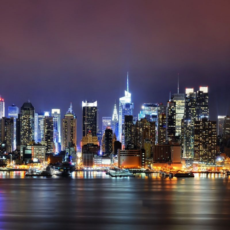 10 Latest Hd New York Skyline FULL HD 1920×1080 For PC Desktop 2020 free download nyc skyline at night google search new york city pinterest 800x800