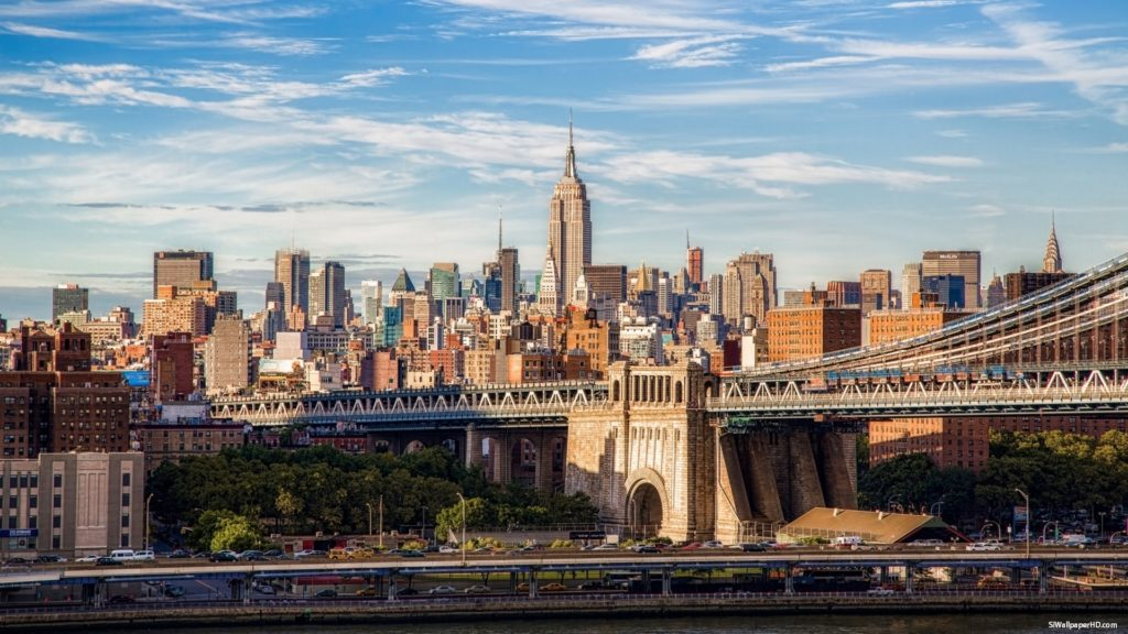 10 Best Nyc Skyline Desktop Wallpaper FULL HD 1920×1080 For PC Desktop 2018 free download nyc skyline wallpaper wallpaperhdzone 1024x576