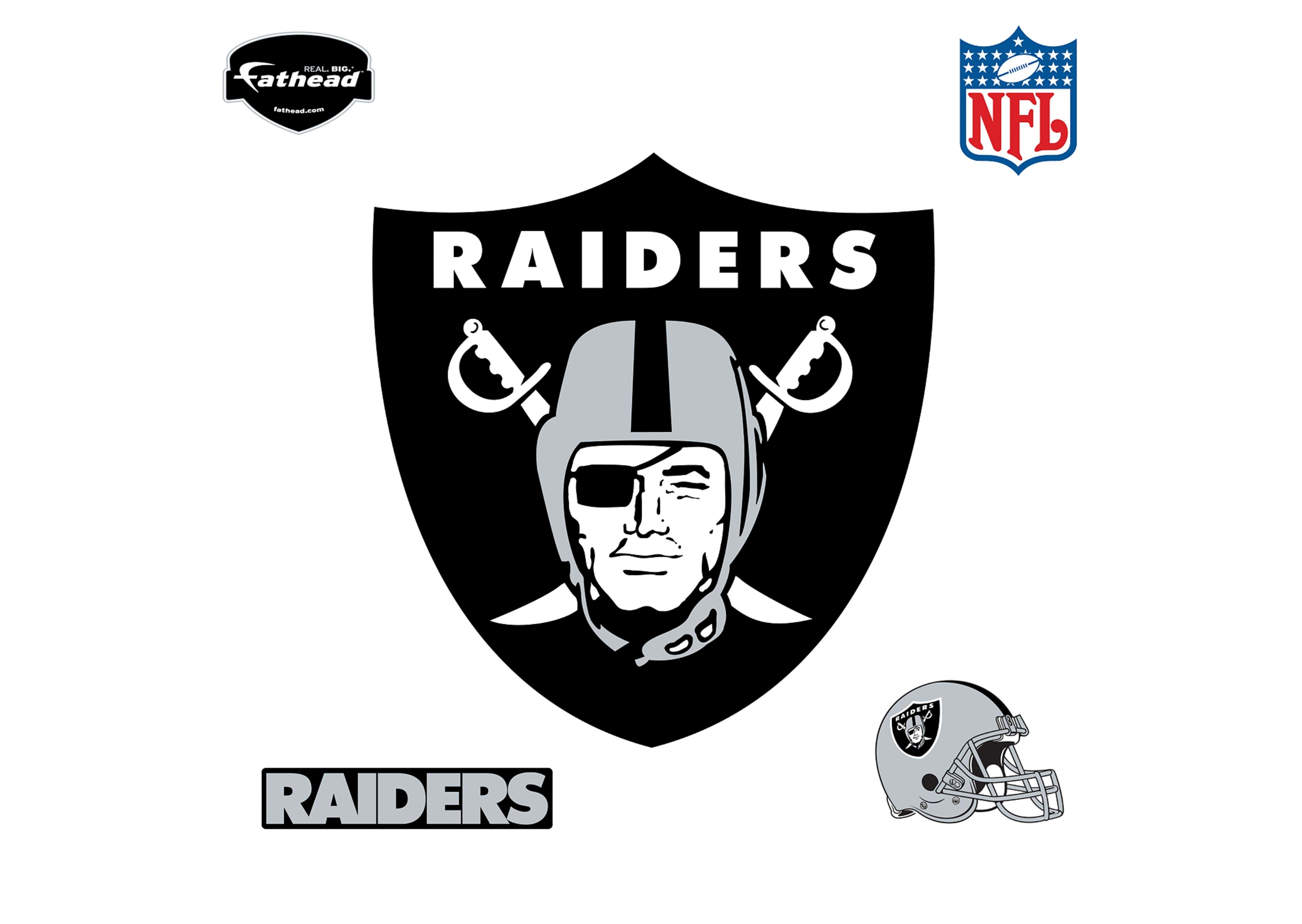 10 Latest Oakland Raiders Logo Pics FULL HD 1920×1080 For PC Desktop