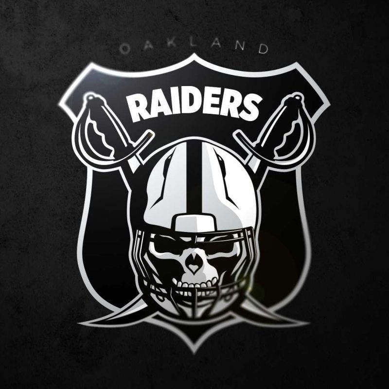 10 Latest Oakland Raiders Wallpaper Images FULL HD 1080p For PC Desktop 2018 free download oakland raiders wallpaper hd high resolution of mobile skull logo 1 800x800