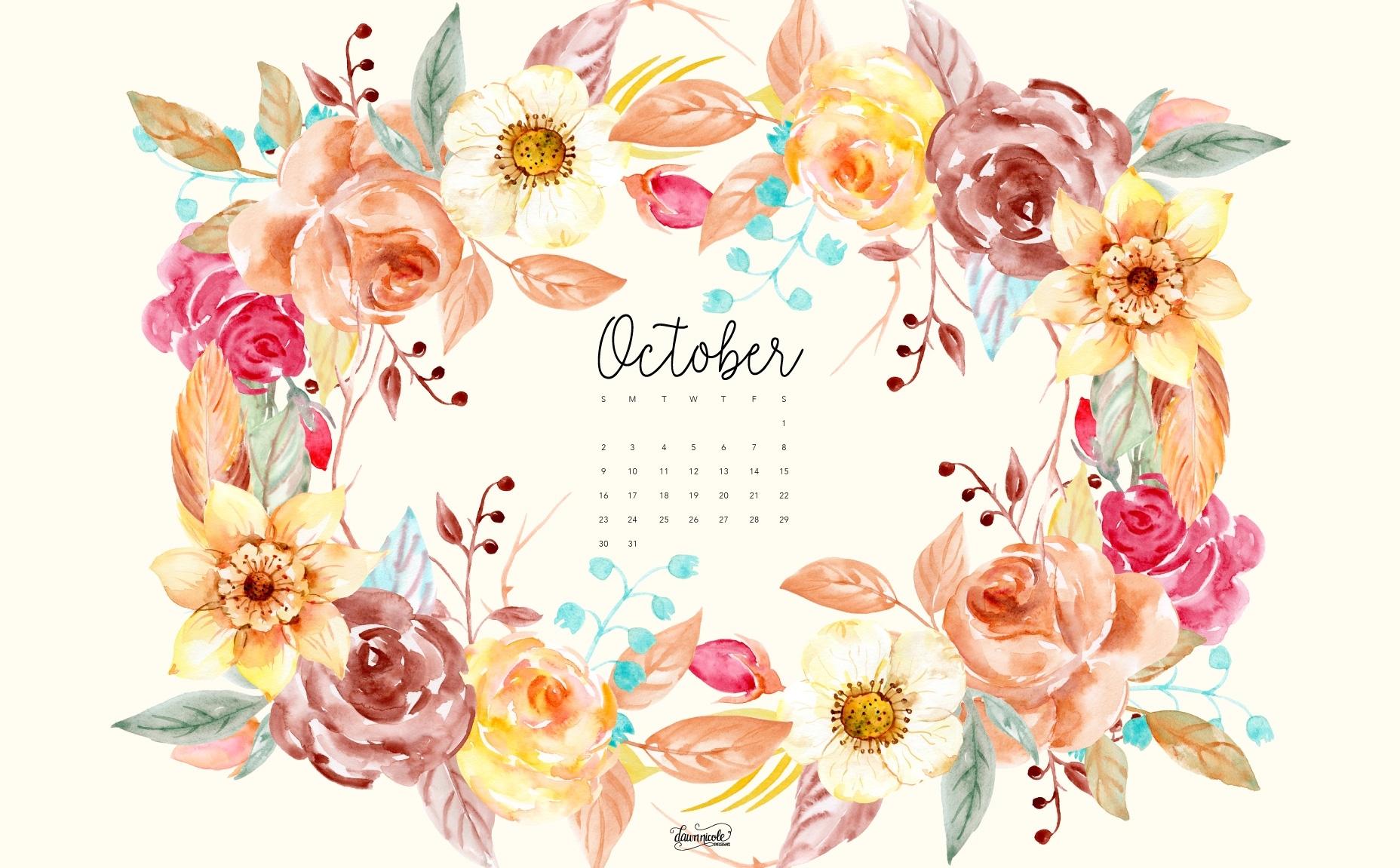 october 2016 calendar + tech pretties   wallpaper, computer