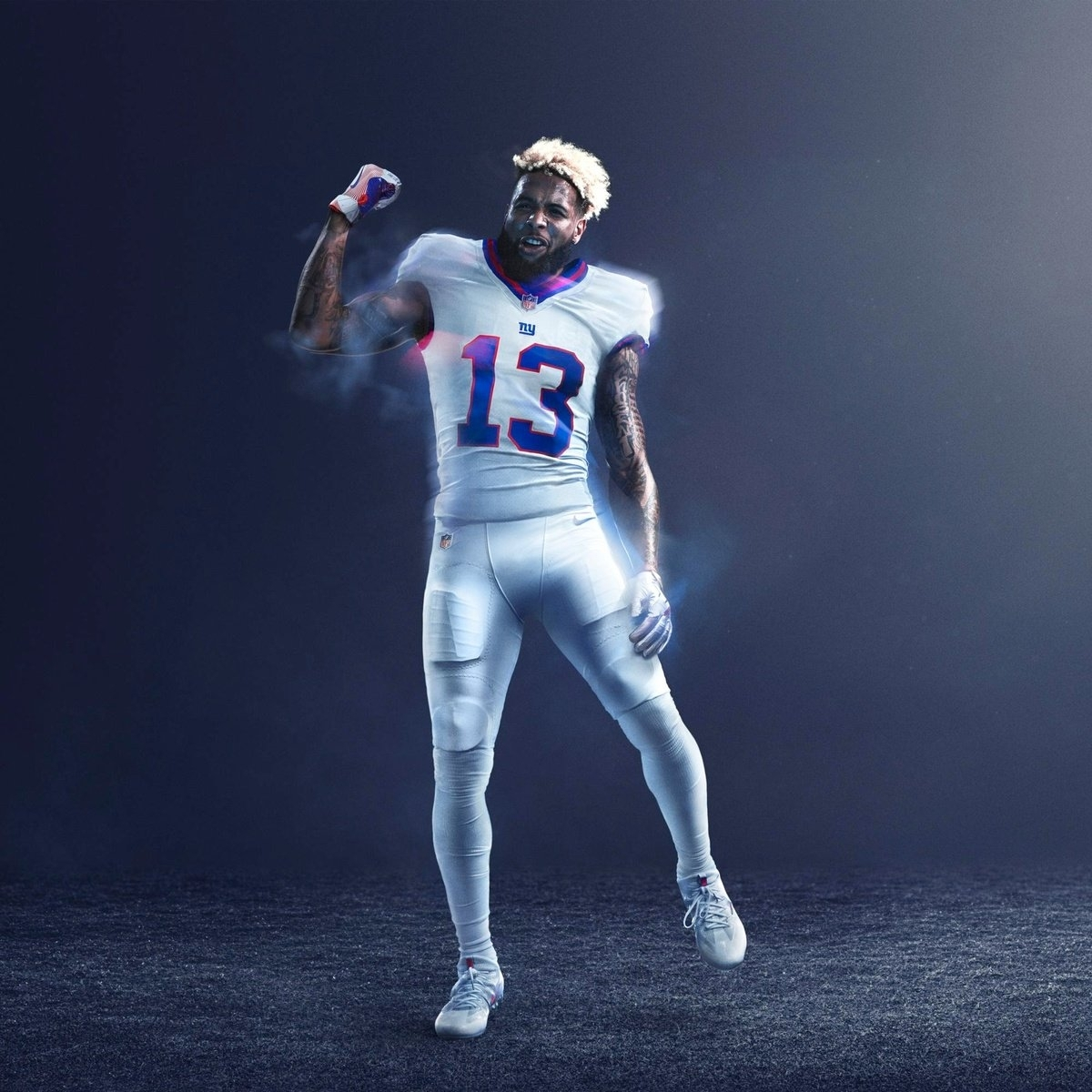 """odell beckham jr on twitter: """".@nike color rush jersey tho! first"""