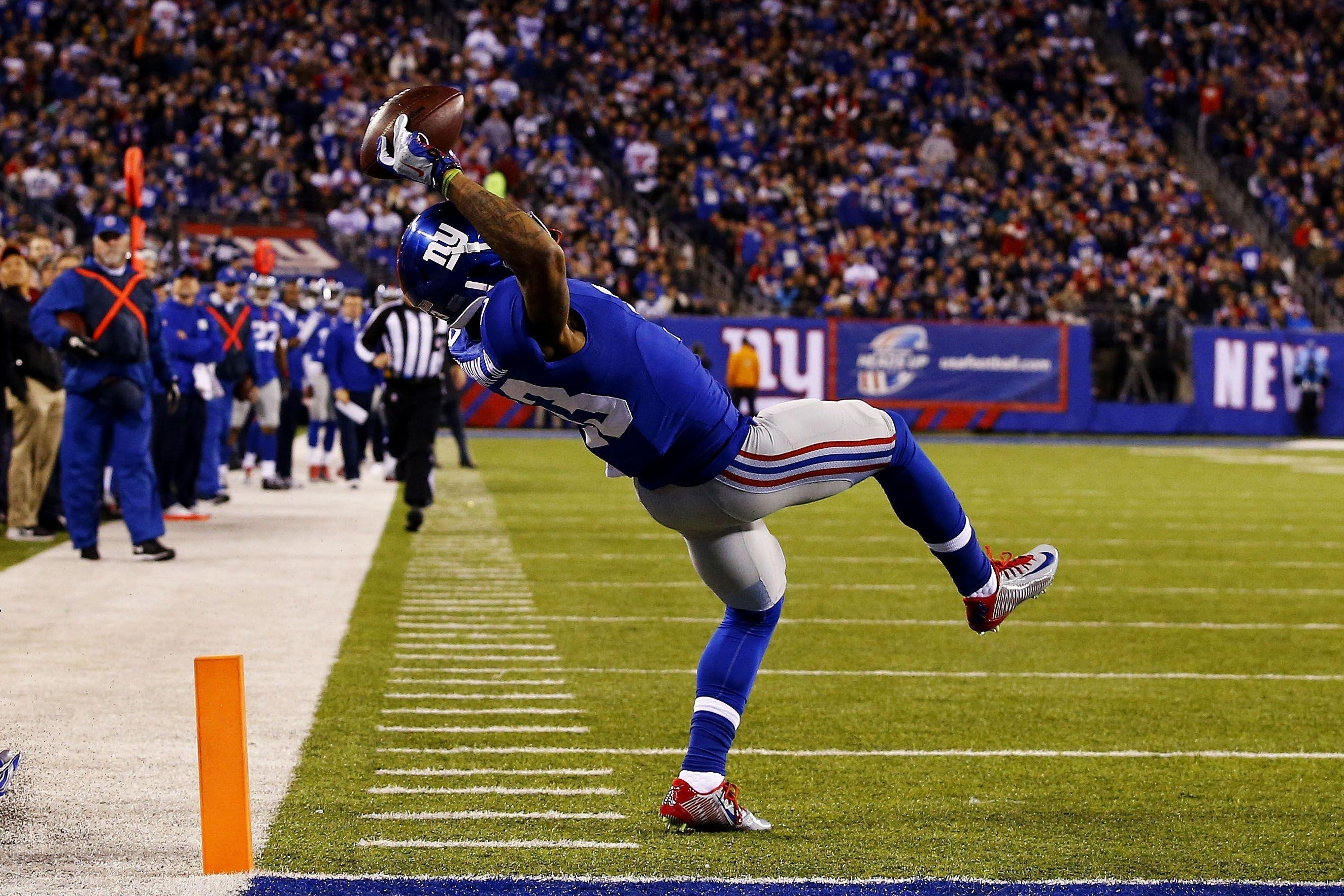 10 New Odell Beckham Jr Catch Wallpaper FULL HD 1080p For PC Desktop