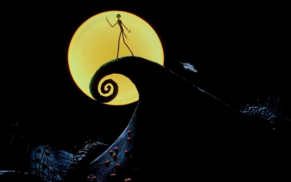10 New Nightmare Before Christmas Screensavers FULL HD 1080p For PC Desktop 2018 free download oh my pop culture religion the nightmare before religious 1024x640