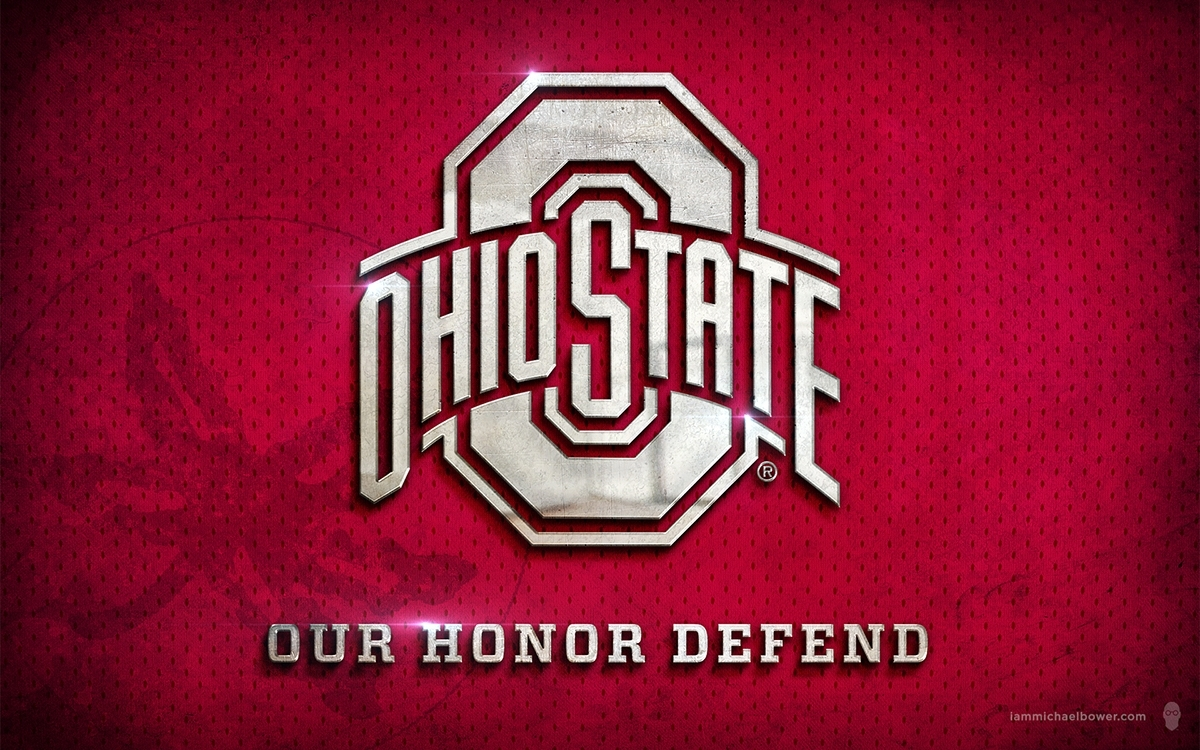 ohio state desktop wallpapers on behance