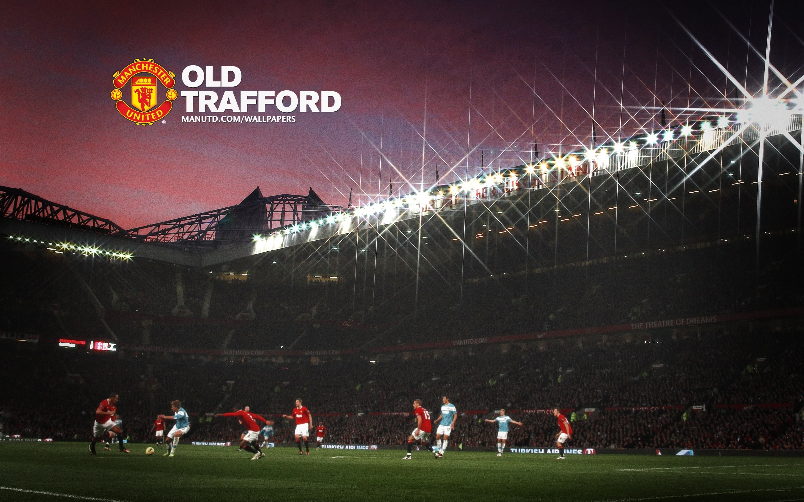 old trafford | manchester united wallpaper