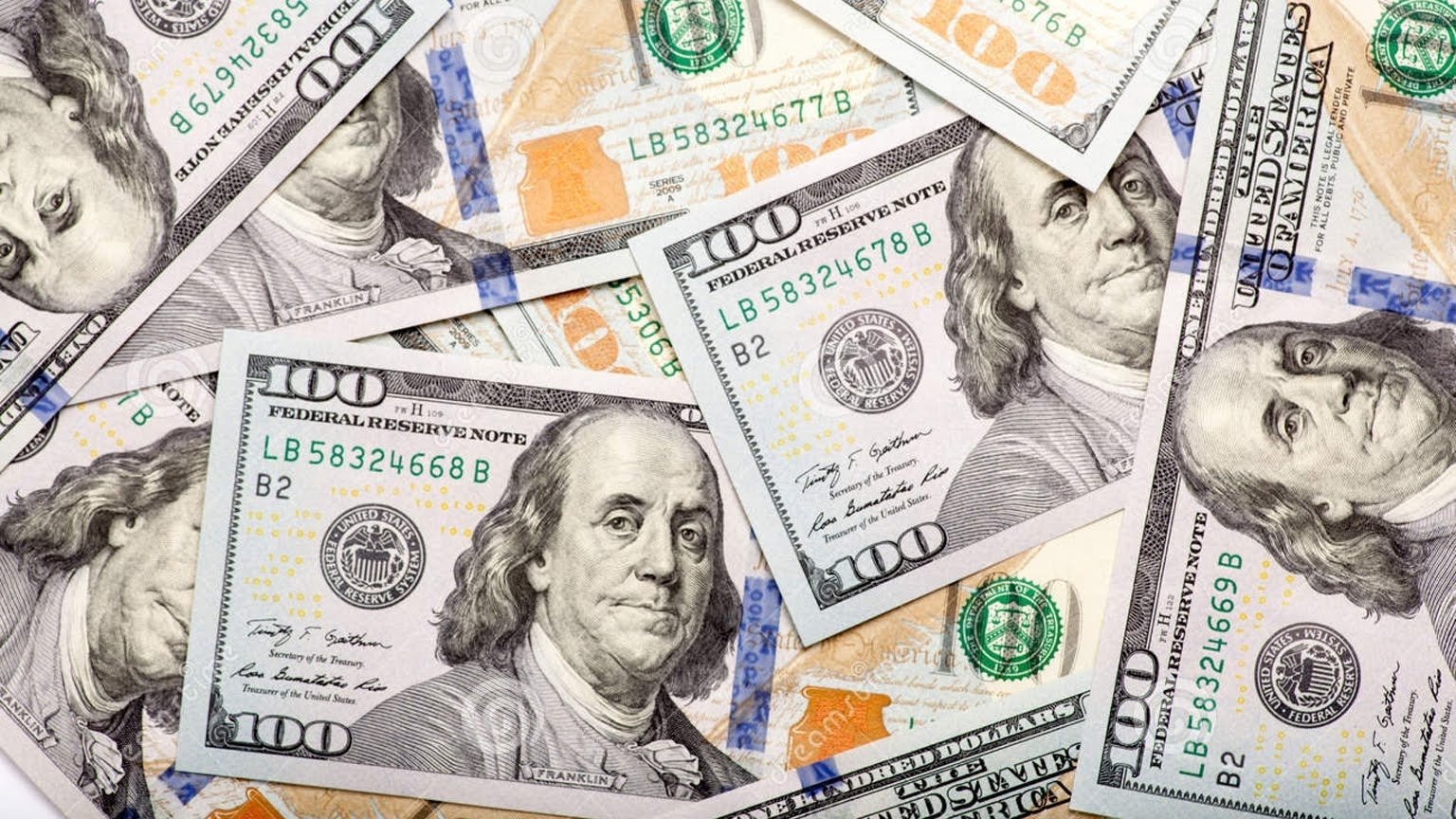 10 Top Photos Of 100 Dollar Bills FULL HD 1080p For PC Background