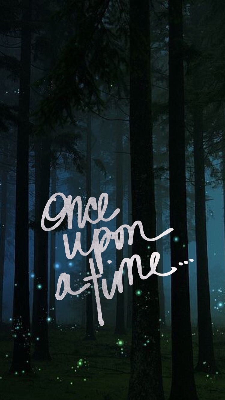 once upon a time (tia) iphone 6 wallpaper background | #enchanted
