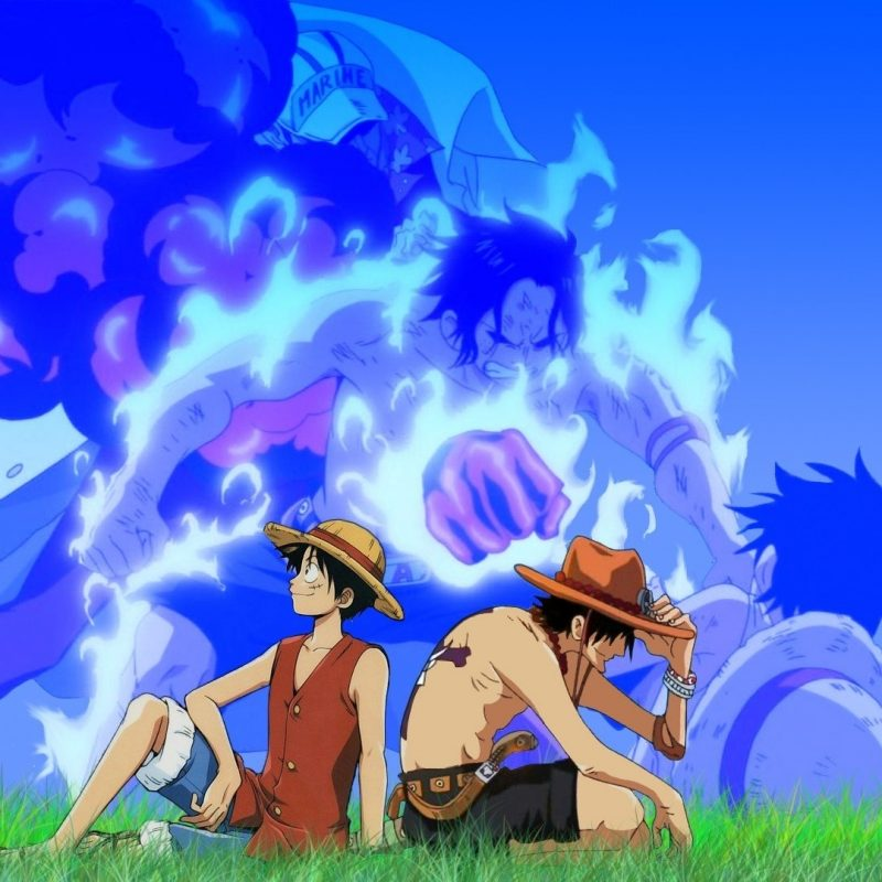 10 Top Luffy And Ace Wallpaper FULL HD 1080p For PC Background 2018 free download one piece anime ace monkey d luffy wallpaper 1900x1080 291987 800x800