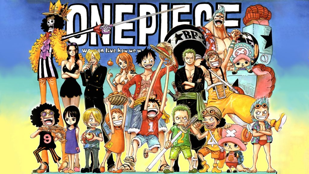 10 Best One Piece Whole Crew FULL HD 1080p For PC Desktop 2020 free download one piece magi noblesse pokemon my hero academia space dandy 1024x576