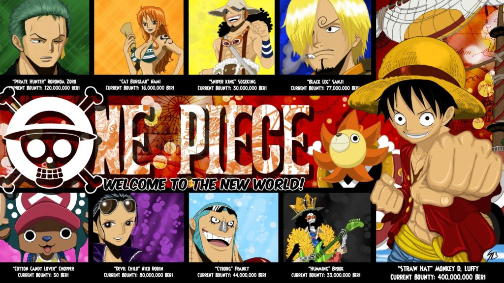 10 Best One Piece New World Wallpaper FULL HD 1920×1080 For PC Desktop 2018 free download one piece new world 570873 walldevil 1024x576