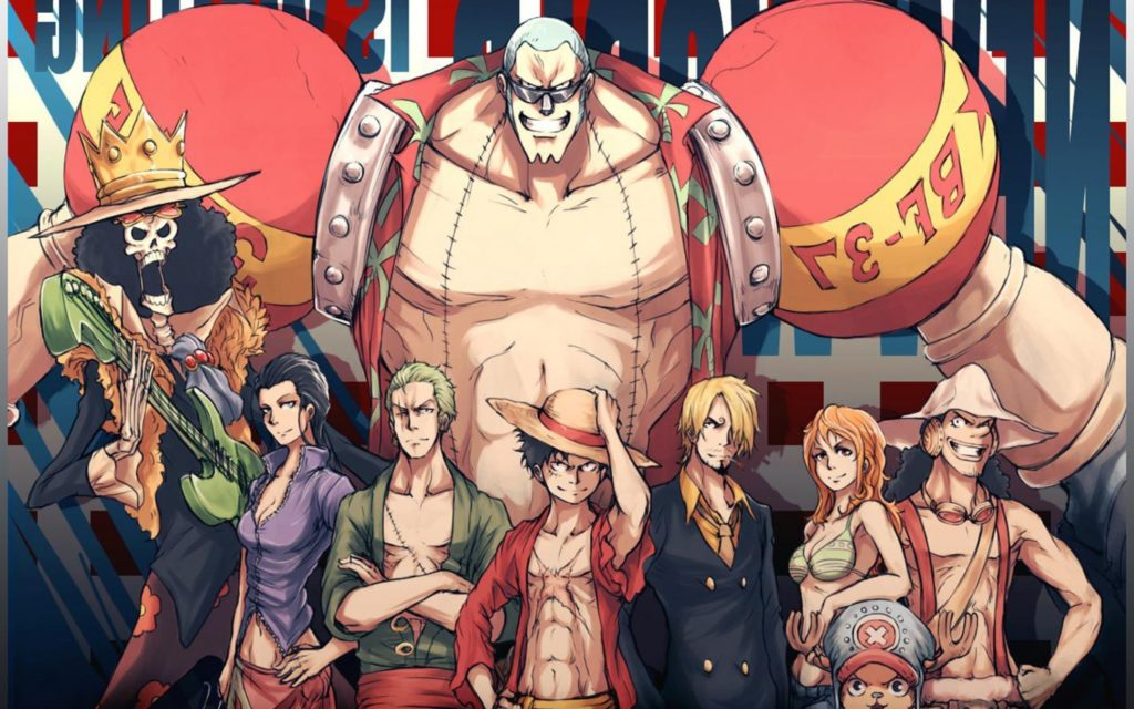 10 Best One Piece Whole Crew FULL HD 1080p For PC Desktop 2020 free download one piece wallpaper franky anime images 1024x640