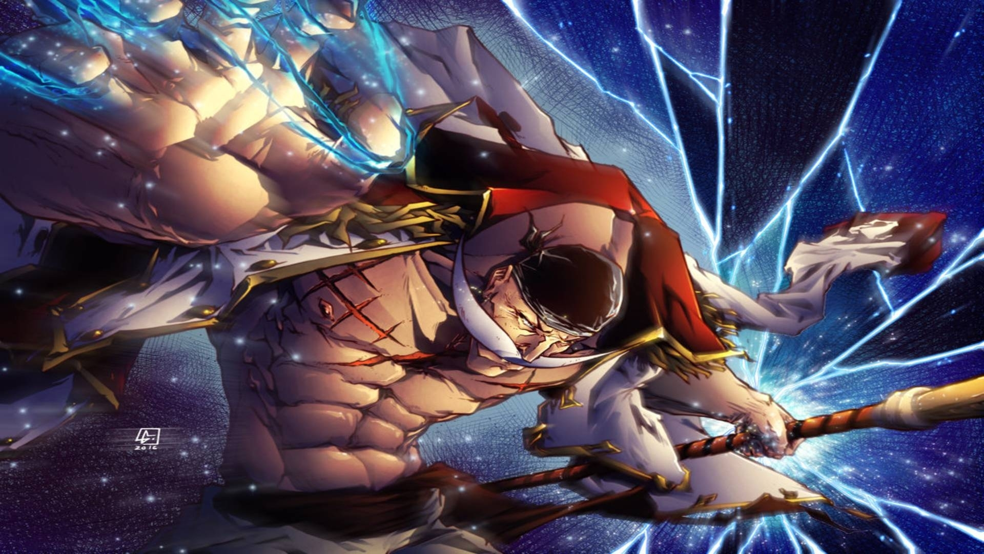 10 New One Piece Whitebeard Wallpaper FULL HD 1080p For PC Background 2019