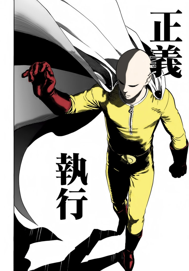 one punch-manallanravel on deviantart