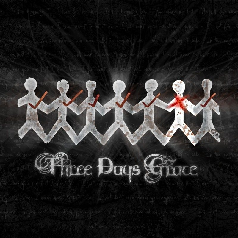 10 Most Popular Three Days Grace Wallpaper FULL HD 1080p For PC Background 2018 free download one x wallpapergone4ever95 on deviantart 800x800