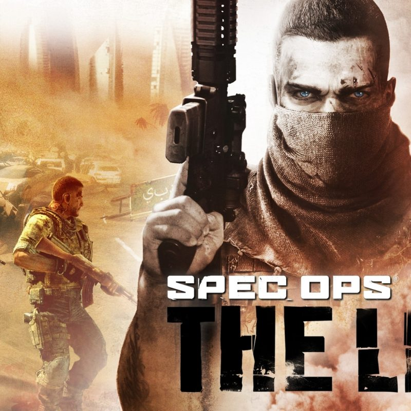 10 New Spec Ops The Line Wallpaper FULL HD 1080p For PC Background 2020 free download ops the line wallpaper 800x800