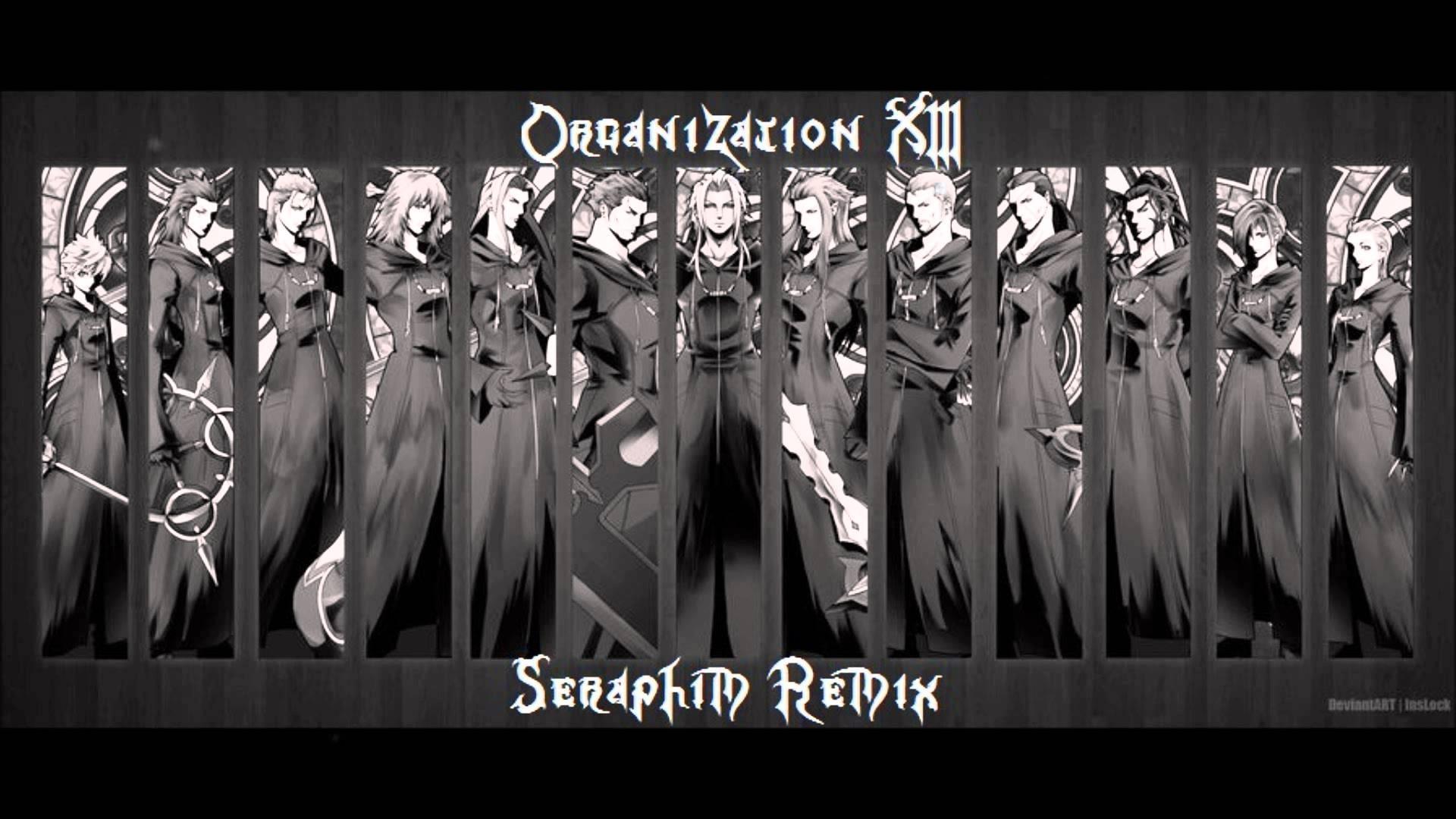 organization xiii kingdom hearts video games background | hd