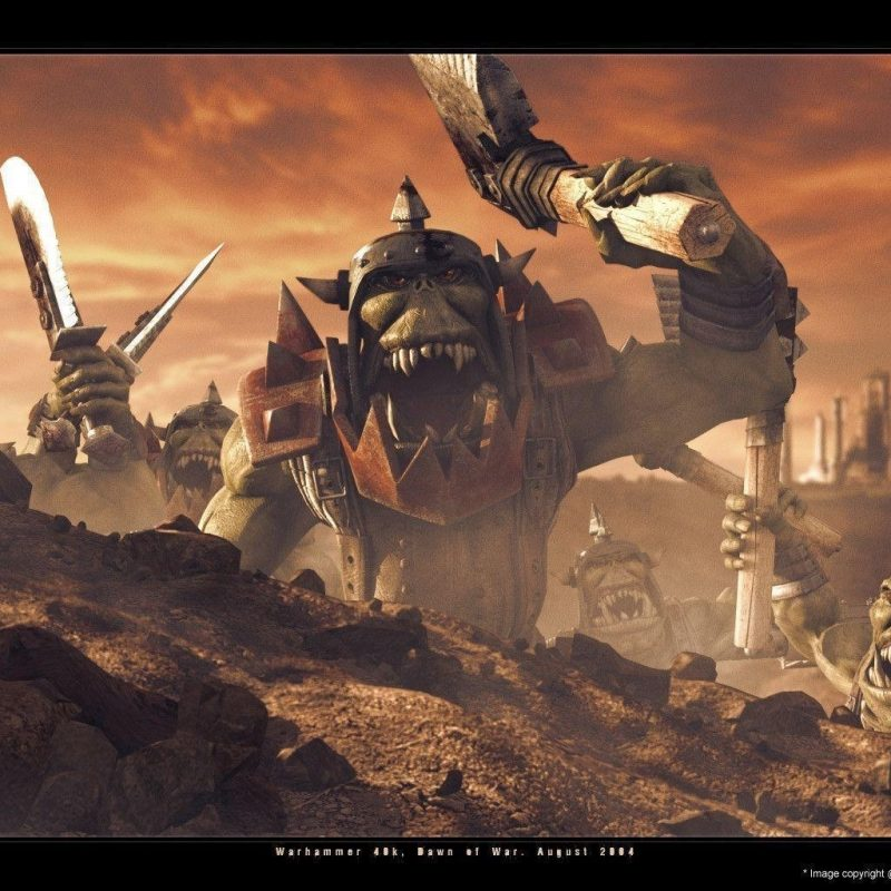 10 Best Warhammer 40K Orks Wallpaper FULL HD 1920×1080 For PC Desktop 2018 free download orks wallpapers wallpaper cave 800x800