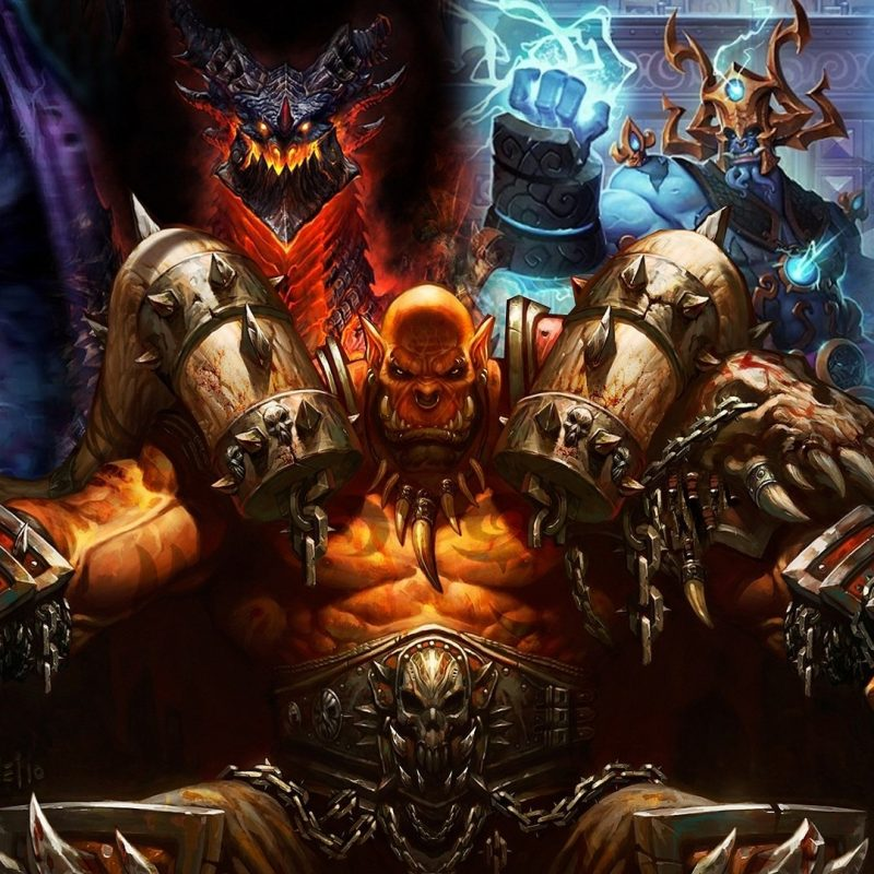 10 New Warlords Of Draenor Wallpapers FULL HD 1080p For PC Desktop 2020 free download orld of warcraft warlords of draenor new rac hd wallpaper 800x800