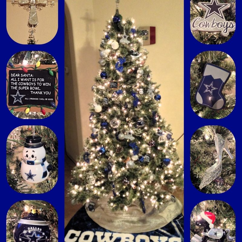 10 Best Dallas Cowboys Christmas Pictures FULL HD 1080p For PC Desktop 2020 free download our dallas cowboys christmas tree custom cakescake daddy 800x800