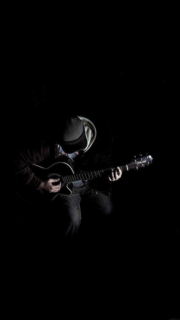 10 Most Popular Dark Wallpapers For Android FULL HD 1920×1080 For PC Desktop 2018 free download out the dark guitar player music android wallpaper android hd 1 576x1024