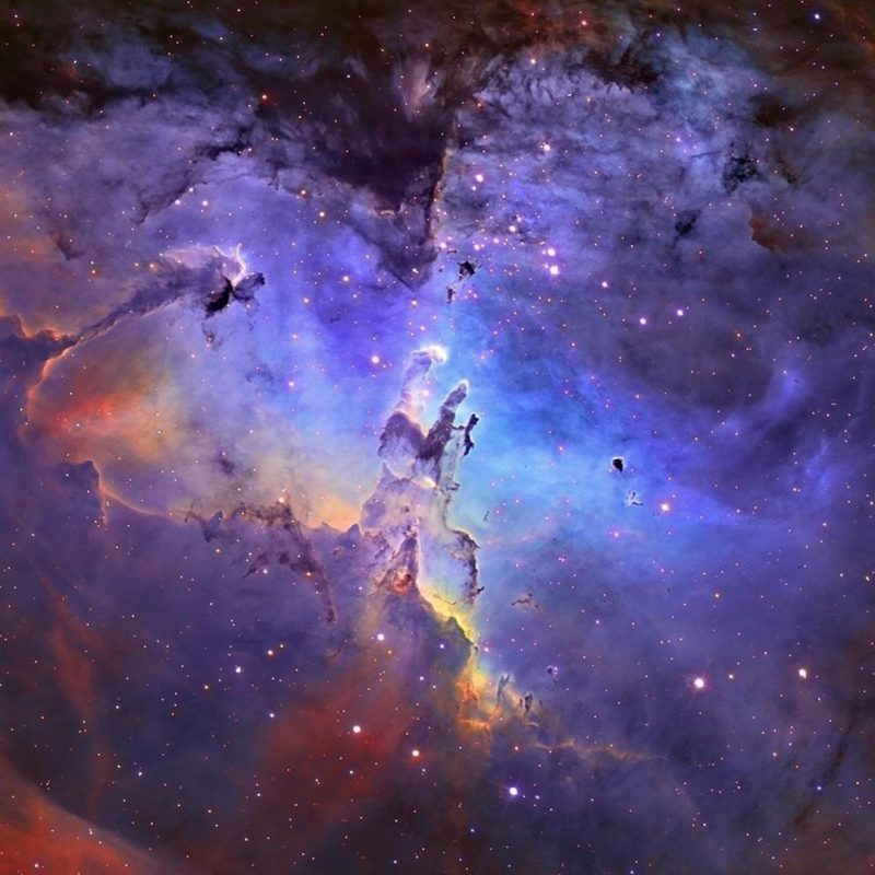 10 New Eagle Nebula Wallpaper Hd FULL HD 1920×1080 For PC Desktop 2018 free download outer space eagle nebula wallpaper 105075 800x800