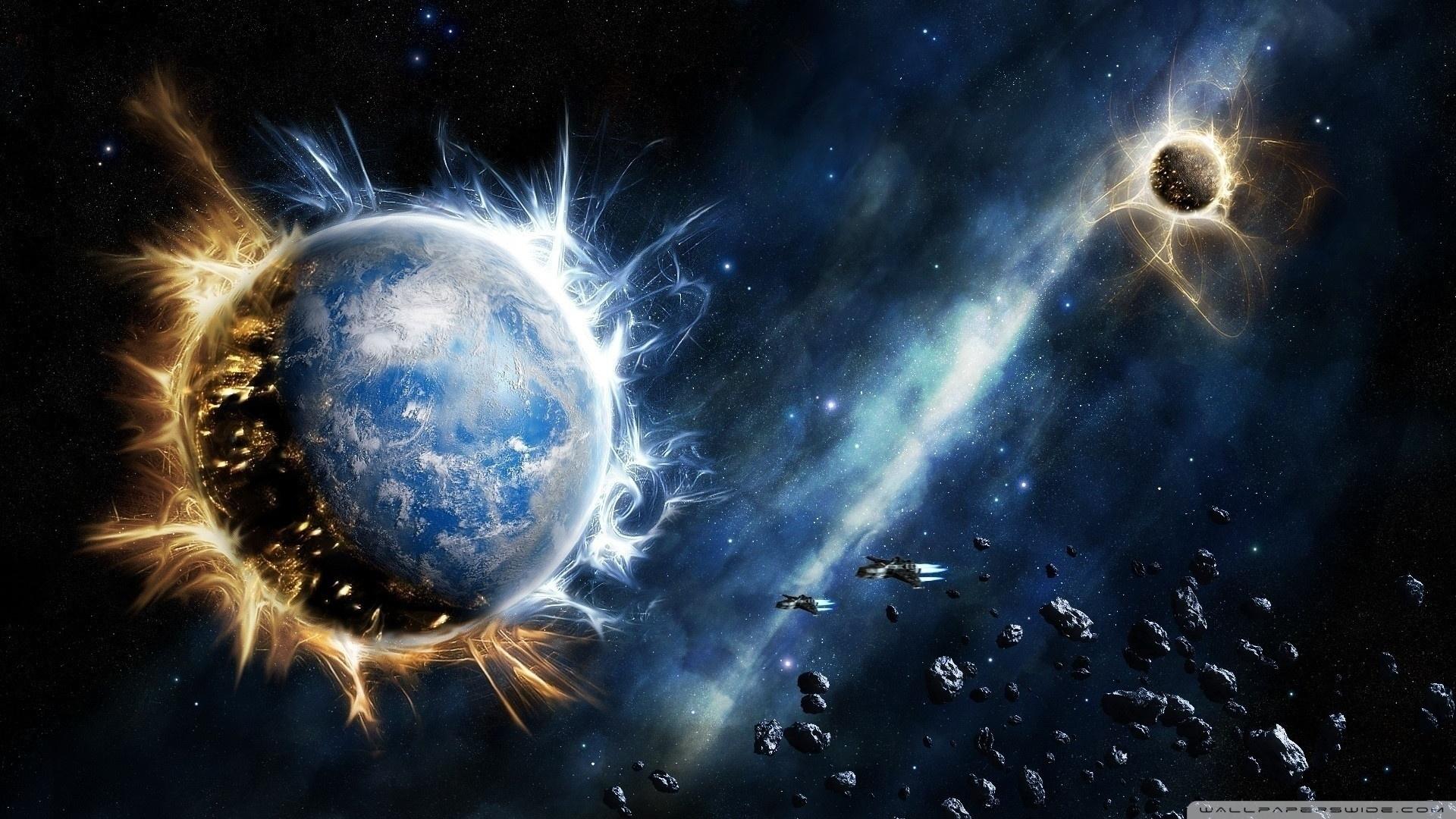 outer space fantasy ❤ 4k hd desktop wallpaper for 4k ultra hd tv
