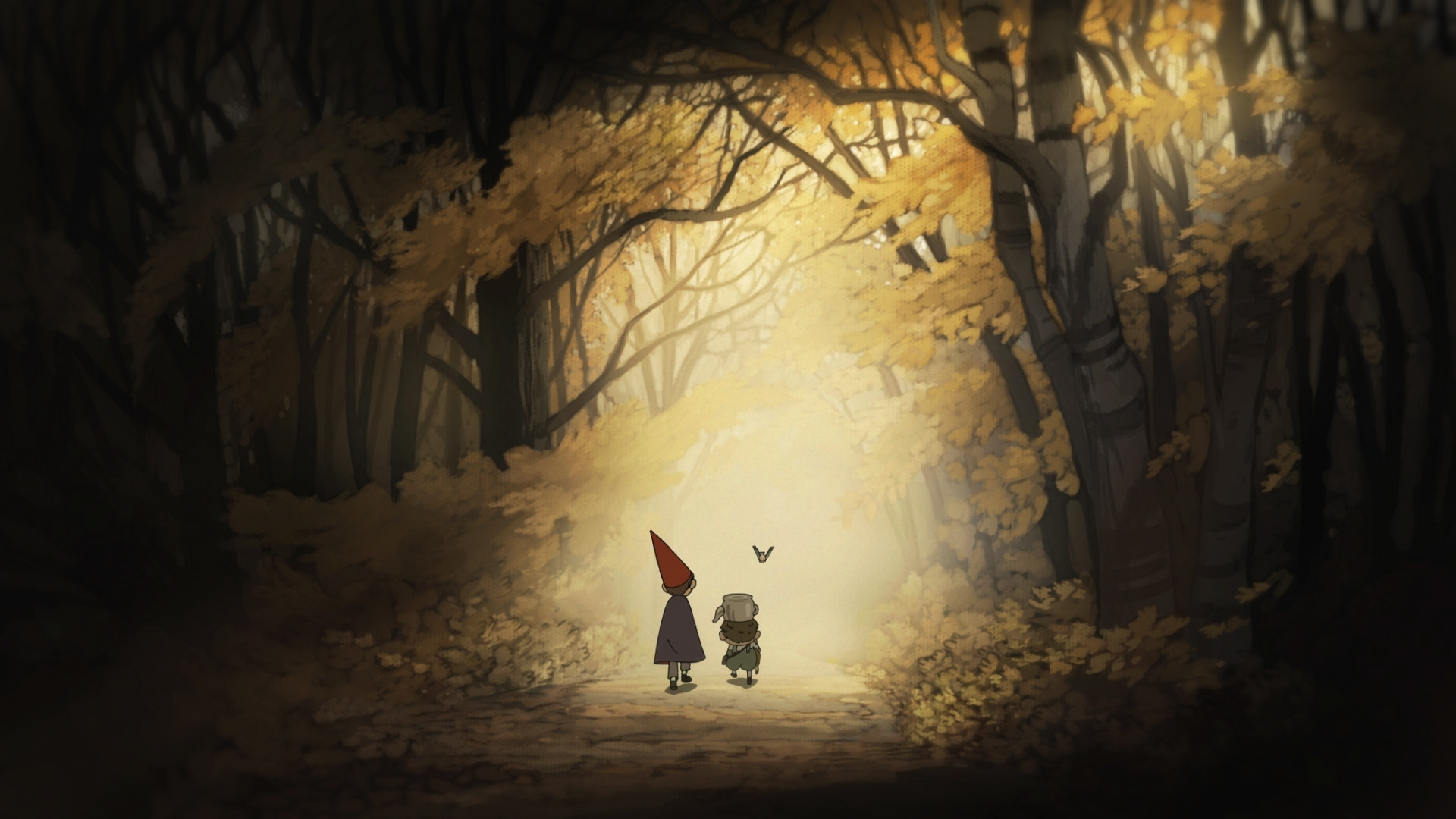 10 Most Popular Over The Garden Wall Desktop Wallpaper FULL HD 1920×1080 For PC Desktop