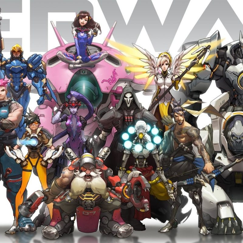 10 Most Popular Dual Screen Wallpaper Overwatch FULL HD 1920×1080 For PC Background 2018 free download overwatch dual monitor wallpaper 73 images 3 800x800